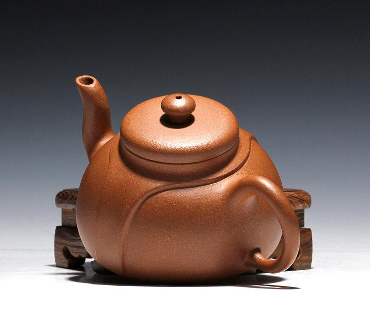 Long Dai Teapot Premium And Treasure Tea Pot Yixing Pottery Handmade Zisha Clay Teapot Guaranteed 100%Genuine Original Mineral Fired