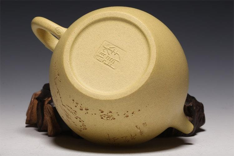 Shuan Huan Teapot Premium And Treasure Tea Pot Handmade Zisha Clay Teapot Guaranteed 100%Genuine Original Mineral Fired