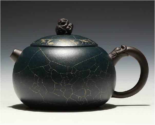 Xiu Shi Teapot Premium And Treasure Tea Pot Handmade Zisha Clay Teapot Guaranteed 100%Genuine Original Mineral Fired
