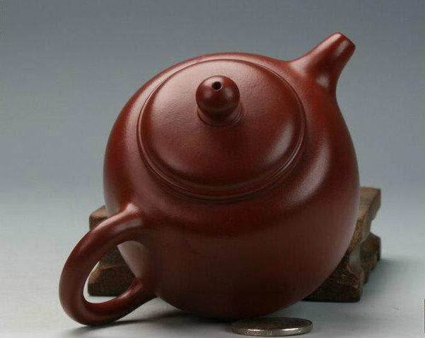 Bao Zun Teapot Yixing Pottery Handmade Zisha Clay Teapot Guaranteed 100%Genuine Original Mineral Fired