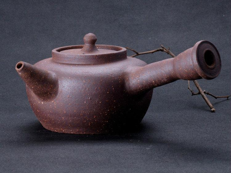 Boiling Water Kettle Chao Zhou Pottery Handmade Red Clay Teapot Chinese Gongfu Teapot Guaranteed 100%Genuine Original Mineral Fired