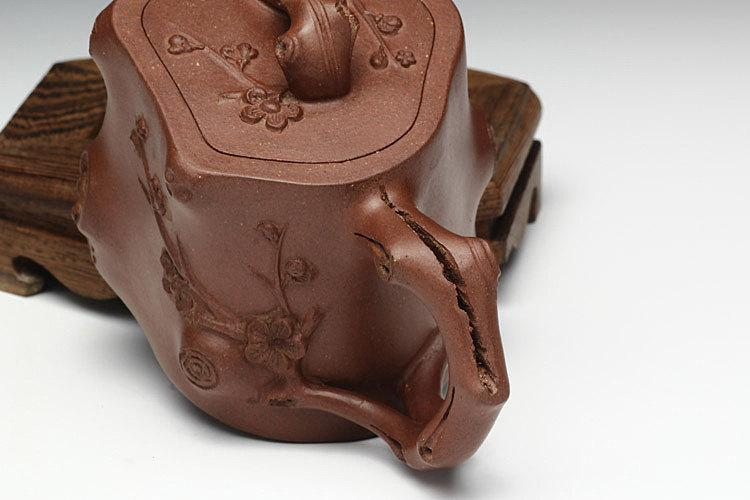 Mei Zhuang Teapot Premium And Treasure Tea Pot Handmade Zisha Clay Teapot Guaranteed 100%Genuine Original Mineral Fired