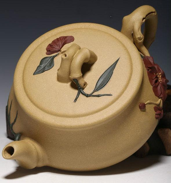 Flower Fruit Type Pot Premium And Treasure Tea Pot Handmade Zisha Clay Teapot Guaranteed 100%Genuine Original Mineral Fired