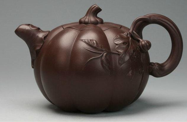 Nan Gua Teapot Chinese Gongfu Teapot Yixing Pottery Handmade Zisha Clay Teapot Guaranteed 100%Genuine Original Mineral Fired