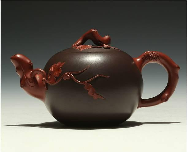 Putao Teapot Yixing Pottery Handmade Zisha Clay Teapot Guaranteed 100%Genuine Original Mineral Fired