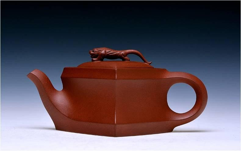 Shi Fang Teapot Yixing Pottery Handmade Zisha Clay Teapot Guaranteed 100%Genuine Original Mineral Fired